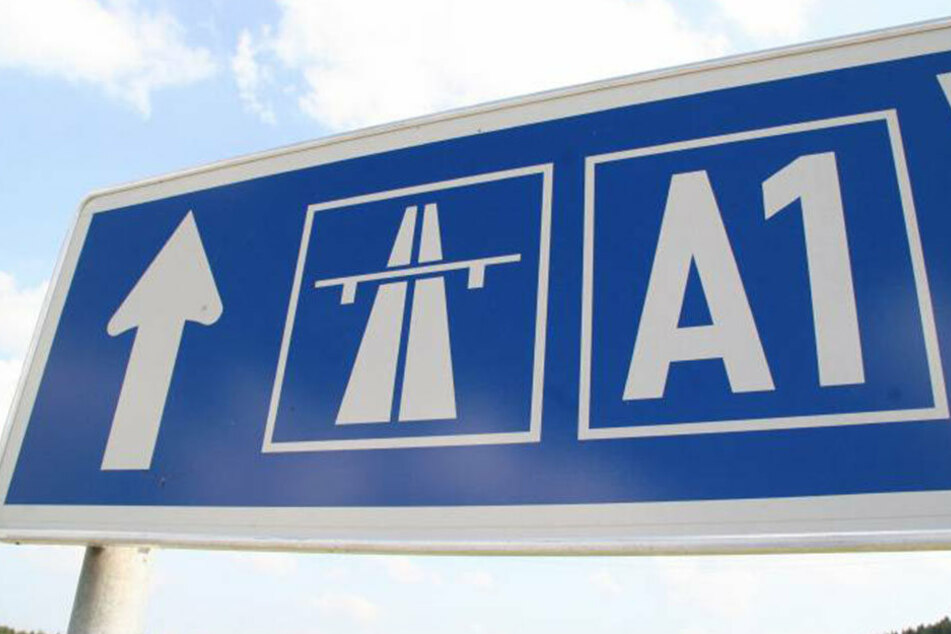 Die Richtung der A1 hatte der betrunkene 38-Jährige aus Kuweit verfehlt.