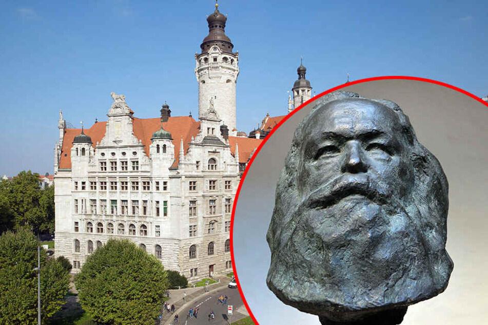 Karl Marx sorgt für Zoff im Leipziger Stadtrat