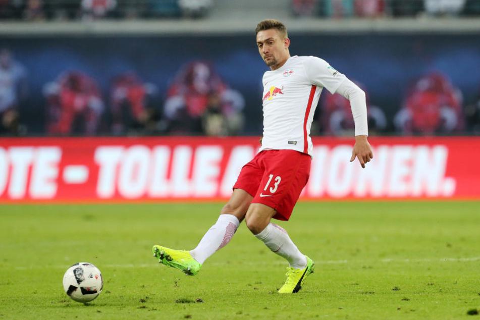 Bulle bis 2020: Stefan Ilsanker hat seinen Vertrag bei RB Leipzig im Trainingslager in Portugal verlängert.