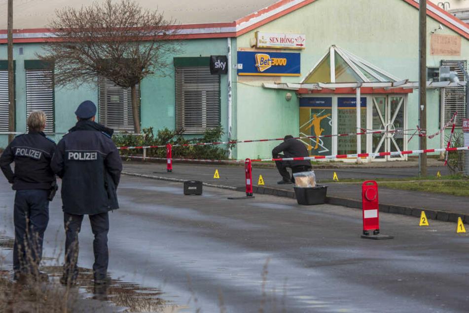 Massenschlägerei in Erfurt: Mann mit Klinge attackiert