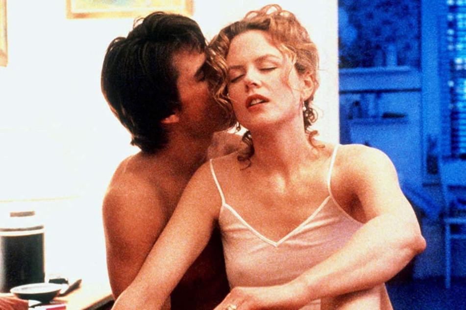 """Schon in """"Eyes Wide Shut"""" zeigte Nicole Kidman viel Haut - damals noch mit Ex-Ehemann Tom Cruise."""