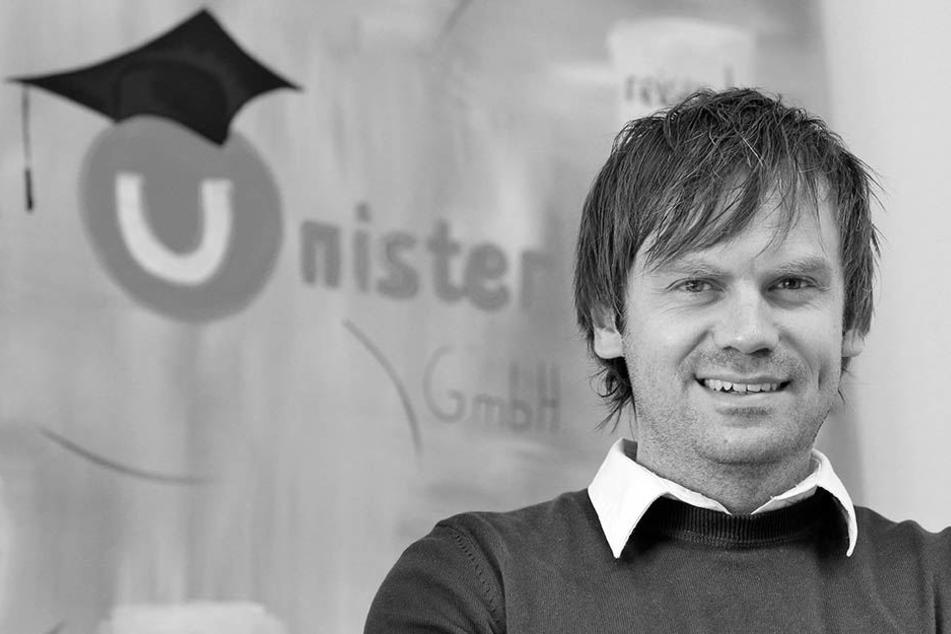 Unister-Gründer Thomas Wagner starb im Sommer 2016 bei einem tragischen Flugzeugabsturz.