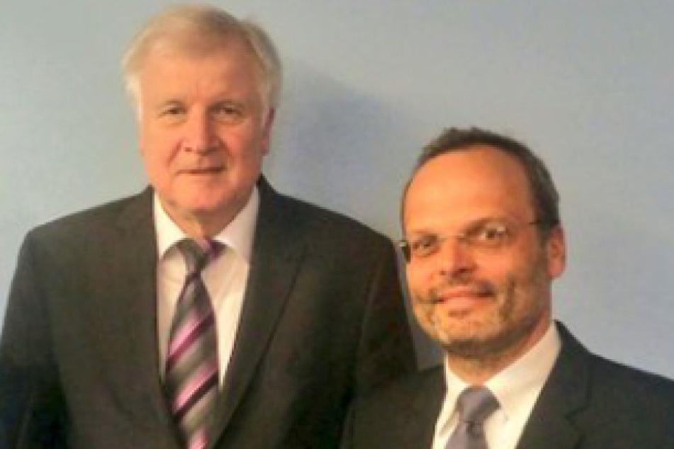 Er ist jetzt Antisemitismus-Beauftragter in Deutschland