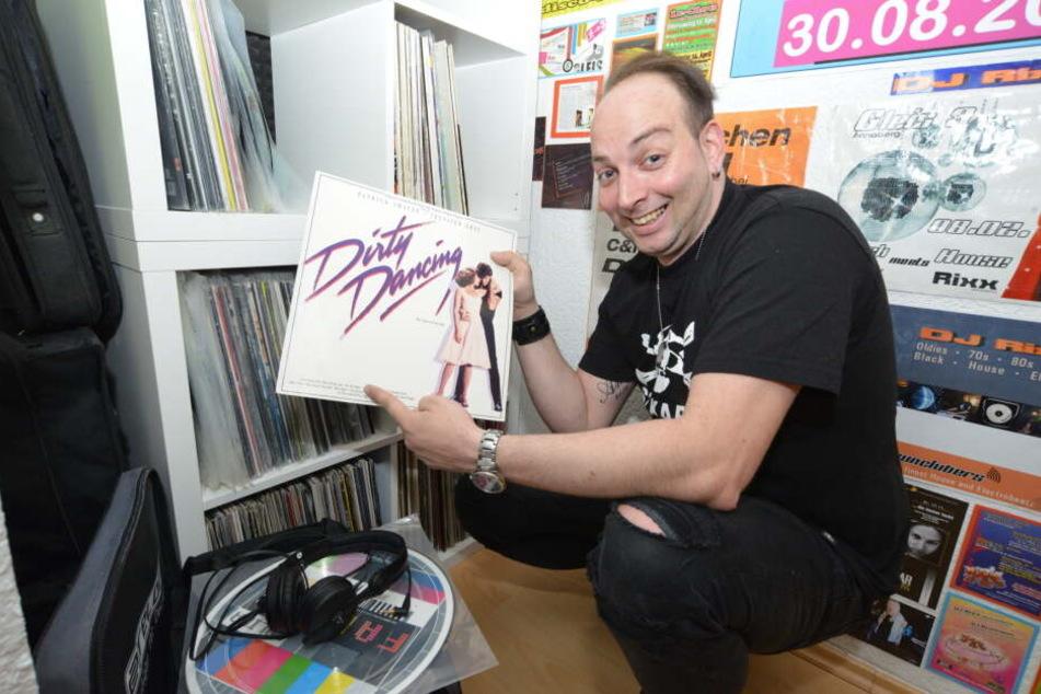 """DJ Sebastian Seidel hat jetzt seinen ganz persönlichen """"Kreativraum"""" verraten."""