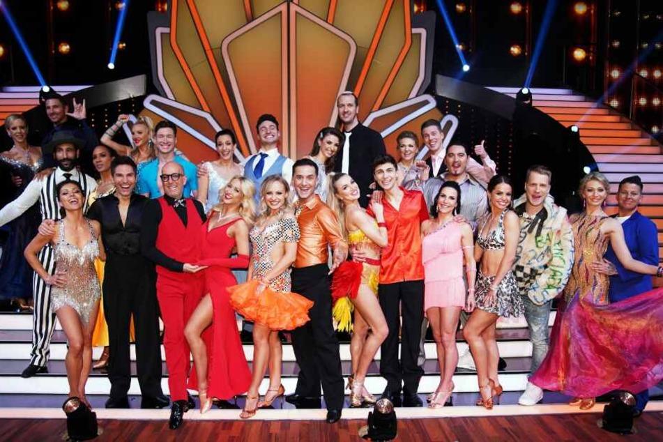 """Die Paare für Runde zwei. """"Alle Infos zu """"Let´s Dance"""" im Special bei RTL.de: https://www.rtl.de/cms/sendungen/lets-dance.html"""