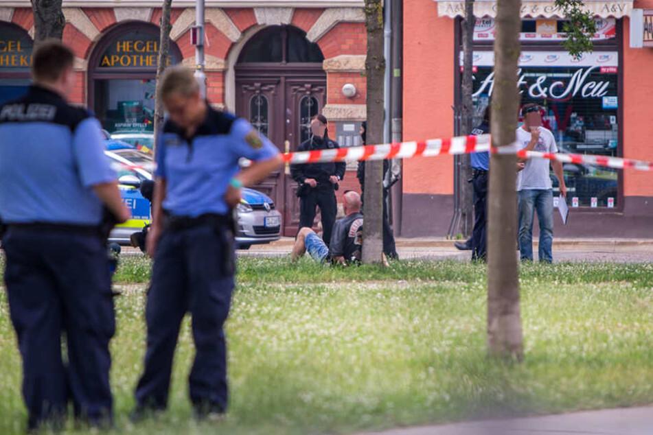 Im Juni 2016 kam es zu einer tödlichen Auseinandersetzung in der Eisenbahnstraße.