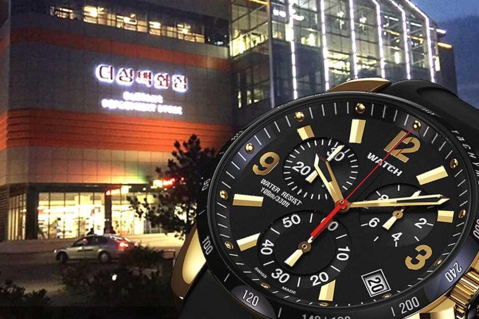 Verkehrte Welt: Anti-Kapitalisten verkaufen jetzt Rolex-Uhren