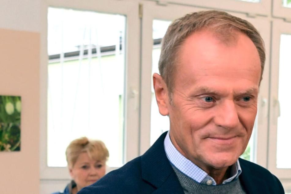 Donald Tusk: EU-Ratspräsident soll Unsummen für Alkohol ausgegeben haben