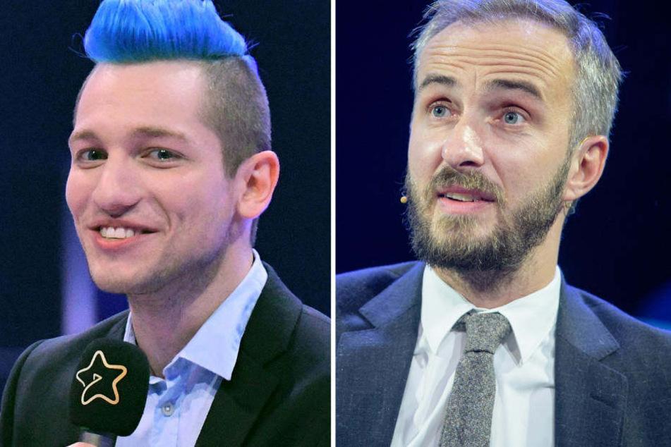 """Nach """"Zerstörung der CDU"""": YouTuber Rezo bei Böhmermann zu Gast"""