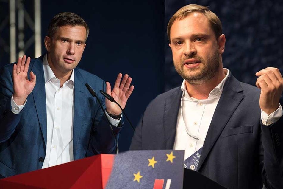 So erklären Sachsens CDU und SPD das Wahl-Debakel in Hessen