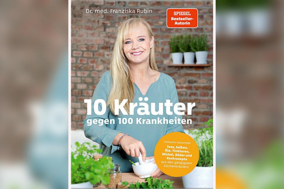 Franziska Rubins (52) neuestes Buch erscheint am 23. April.