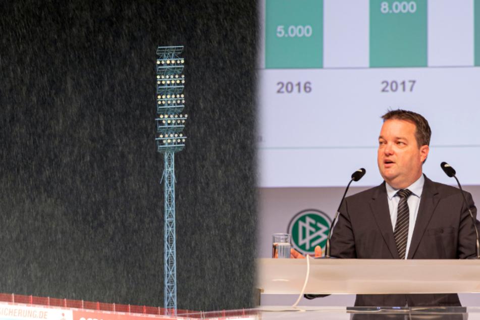 3. Liga und das Coronavirus: DFB gibt Auskunft über geplante Hilfsprogramme