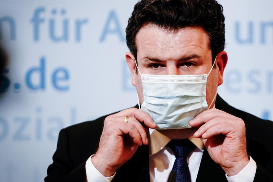 """Arbeitsminister Heil zum Thema Homeoffice: """"Mir geht es nicht darum, Unternehmen zu quälen"""""""