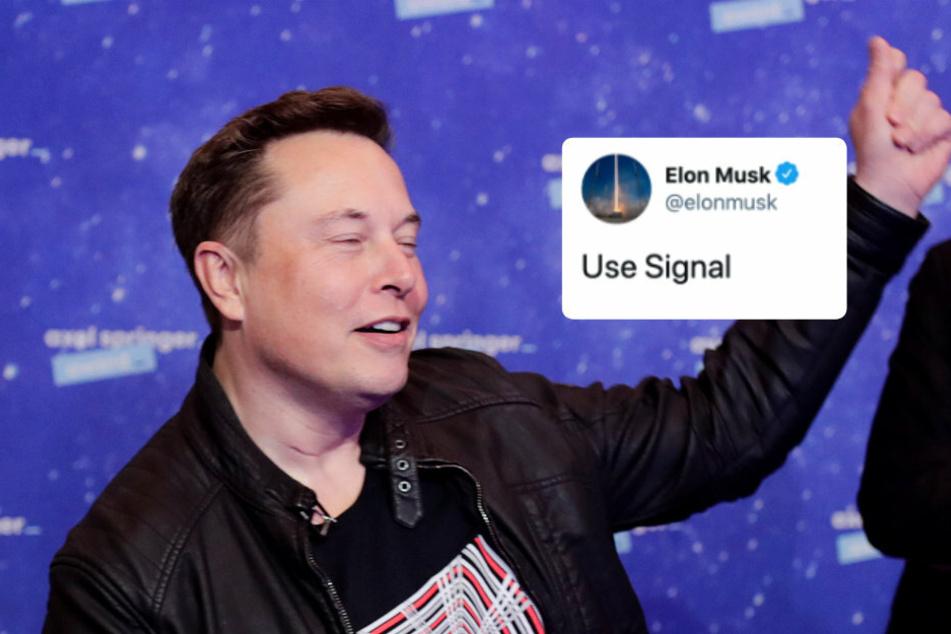Elon Musk (49) wollte mit seinem Tweet eigentlich etwas ganz anderes bewirken.