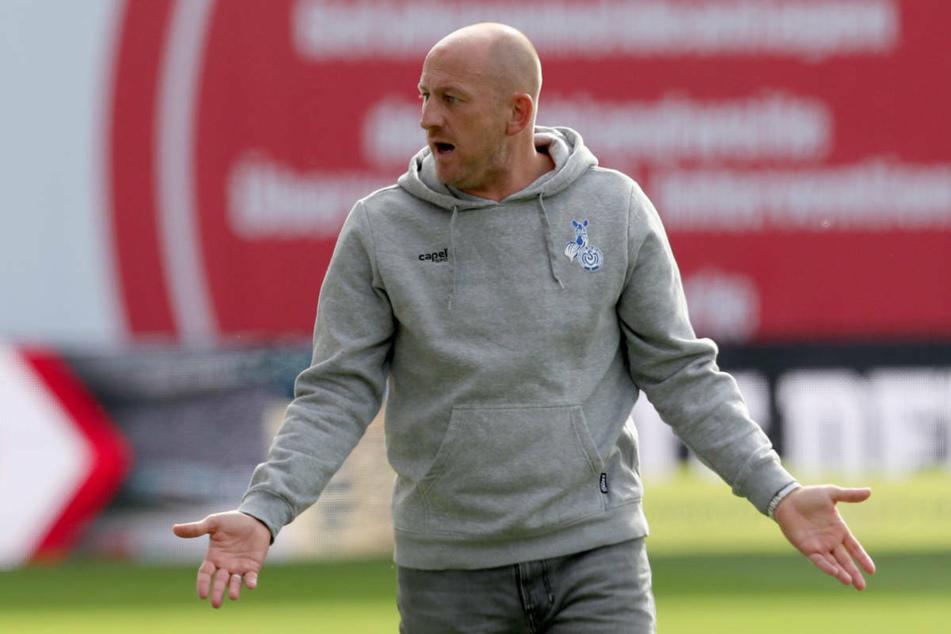 Zuletzt war Lieberknecht als Trainer des MSV Duisburg in der 3. Liga tätig.