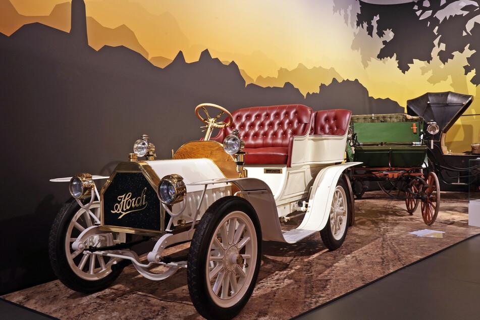 Im Horch-Museum lernt Ihr die Wiege des sächsischen Automobilbaus kennen.