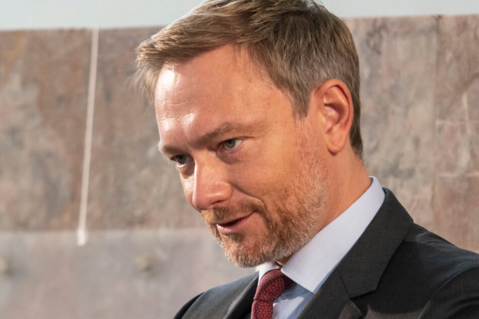 FDP-Chef Christian Lindner (41).