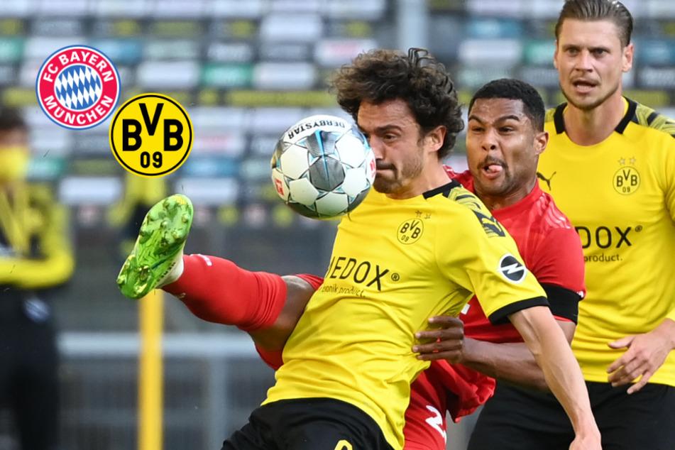 Bundesliga-Kracher Bayern gegen BVB: Kein Titelduell, aber dennoch brisant