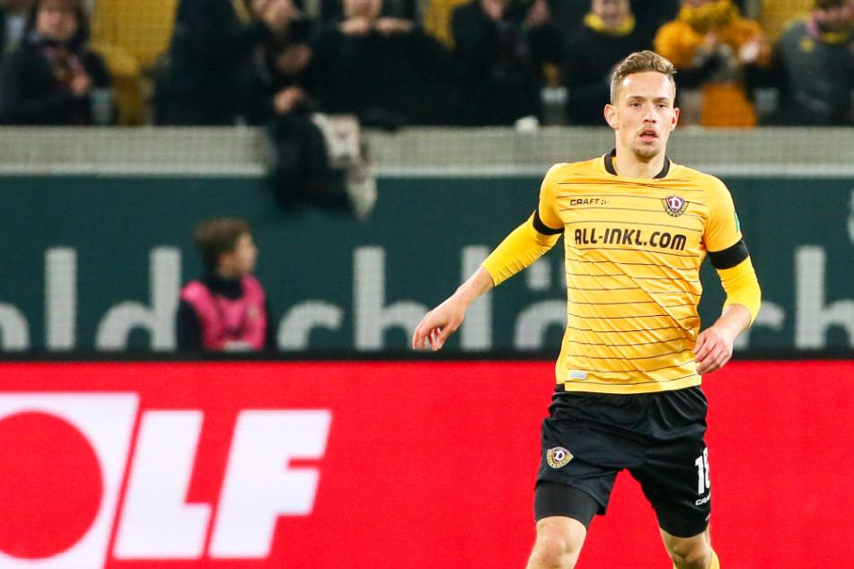 Ex-Dynamo Jannik Müller erreicht nach 8-Tore-Spektakel nächste Euro-League-Quali-Runde!