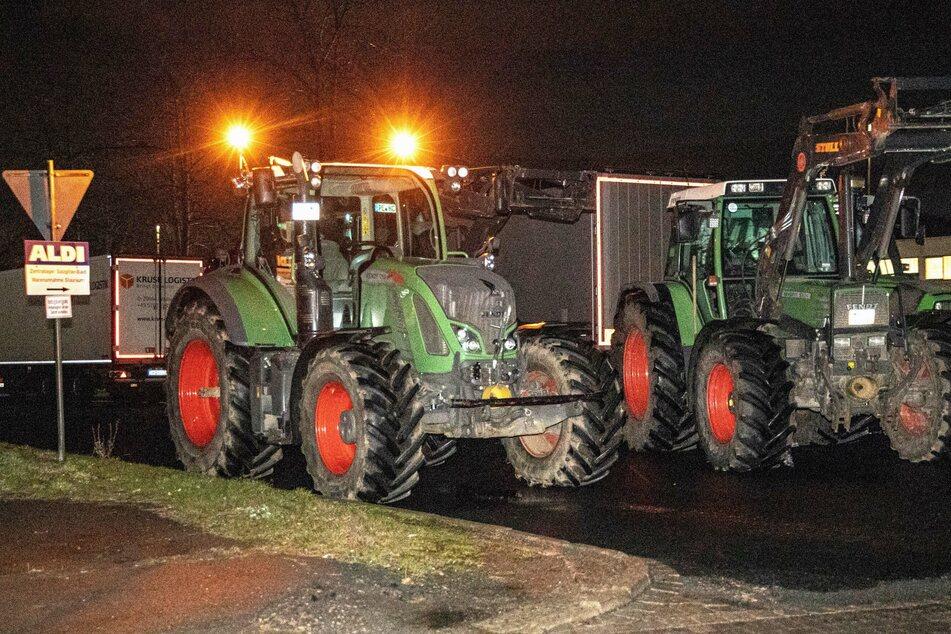 Bauern ziehen weiter: Nach Aldi ist nun Edeka dran!