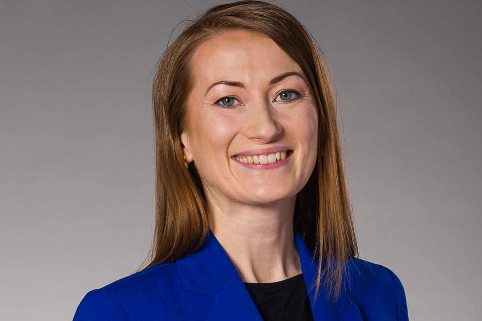 Stadtbezirksbeirätin Agata Reichel-Tomczak (36, CDU).