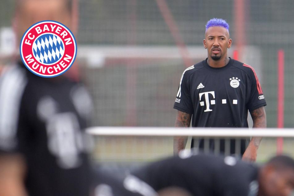 FC Bayern München: Deswegen hat Boateng lila Haare!
