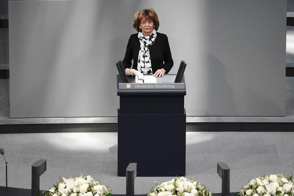 Charlotte Knobloch (88), Präsidentin der Israelitischen Kultusgemeinde München und Oberbayern.