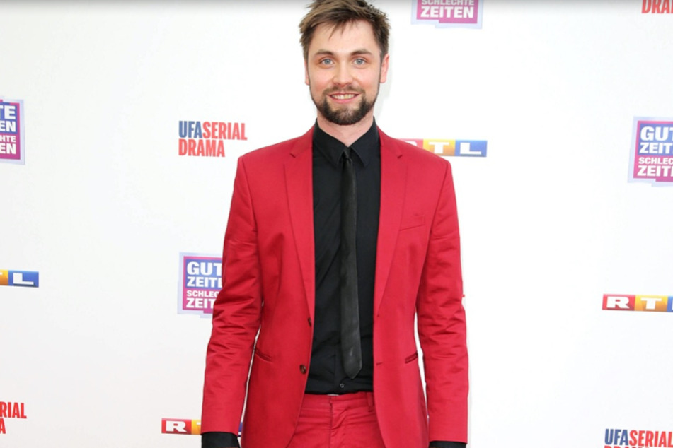 Ex-GZSZ-Star Björn Harras tritt zur Bundestagswahl an