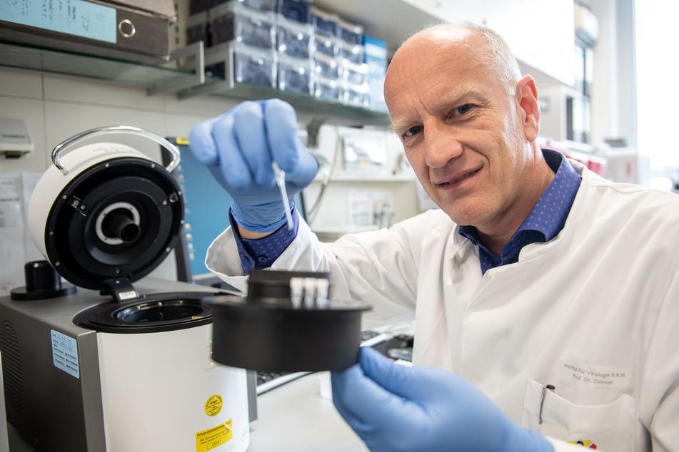 Ulf Dittmer, Leiter des Instituts für Virologie der Universitätsklinik in Essen. (Archivbild)
