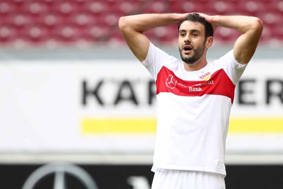 Bescherte dem VfB alle drei Tore: Hamadi Al Ghaddioui (30)