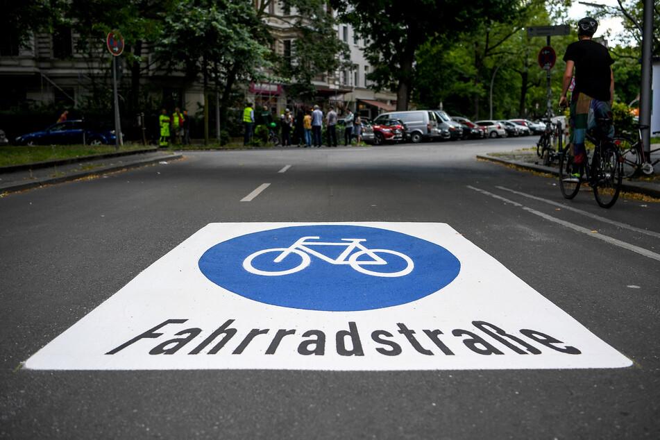 Chemnitz bekommt eine Fahrradstraße. (Symbolbild)