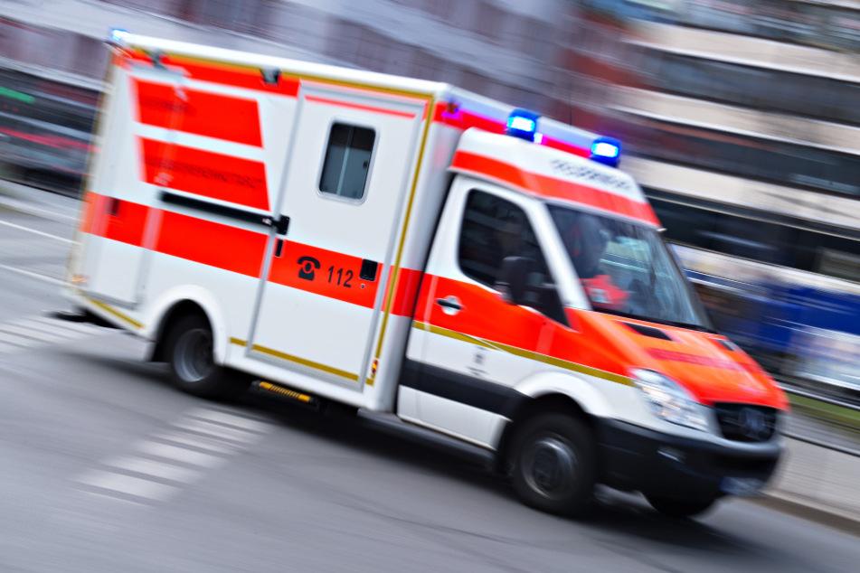 Die 78-Jährige starb im Krankenhaus (Symbolfoto).