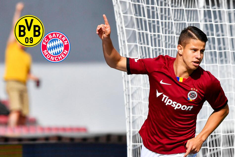 BVB und FC Bayern jagen tschechisches Mega-Talent!