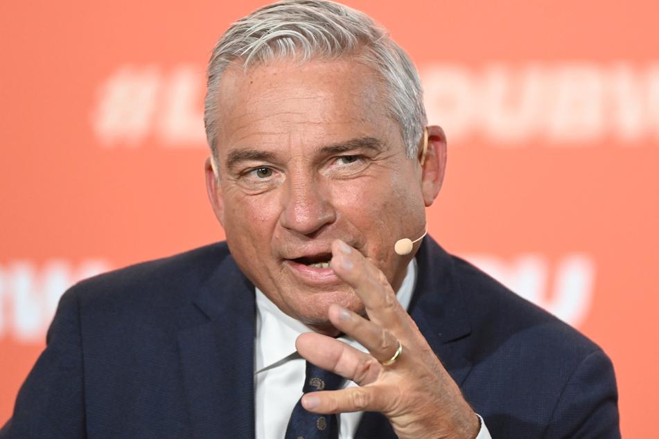 Innenminister und CDU-Bundesvize: Thomas Strobl (61, CDU).