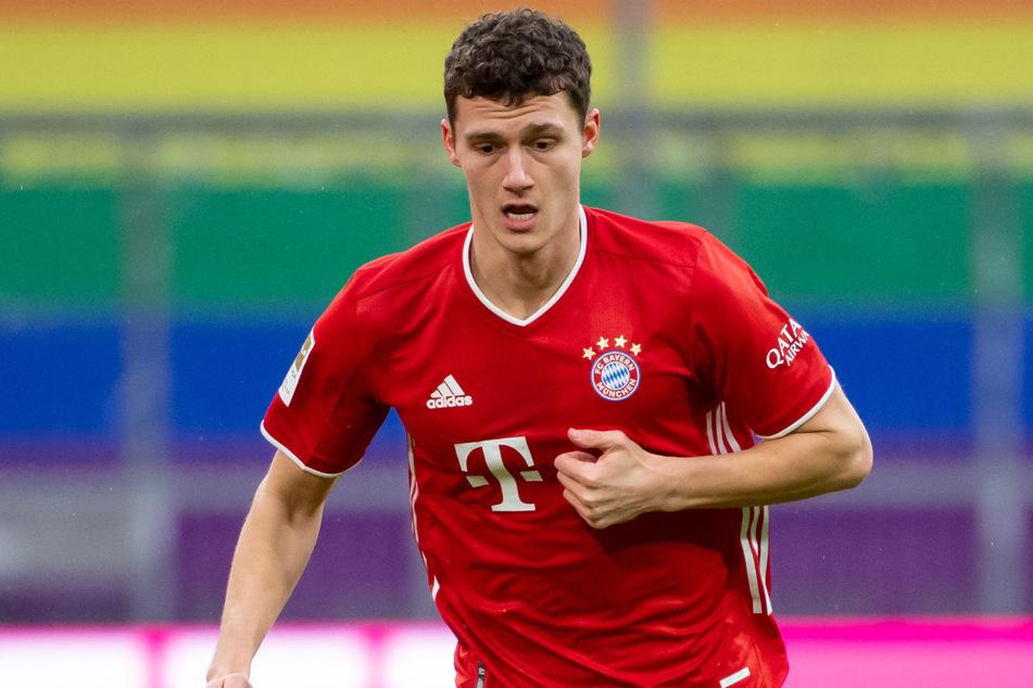Benjamin Pavard (25) vom FC Bayern München ist vom DFB-Sportgericht für zwei Bundesliga-Spiele gesperrt worden.