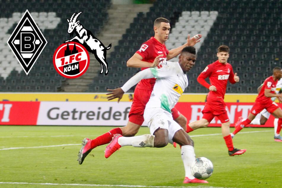 Keine Fans, keine Stimmung: 1. FC Köln verliert Derby gegen Gladbach!