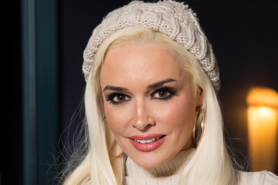 Die Kultblondine: Daniela Katzenberger (33).