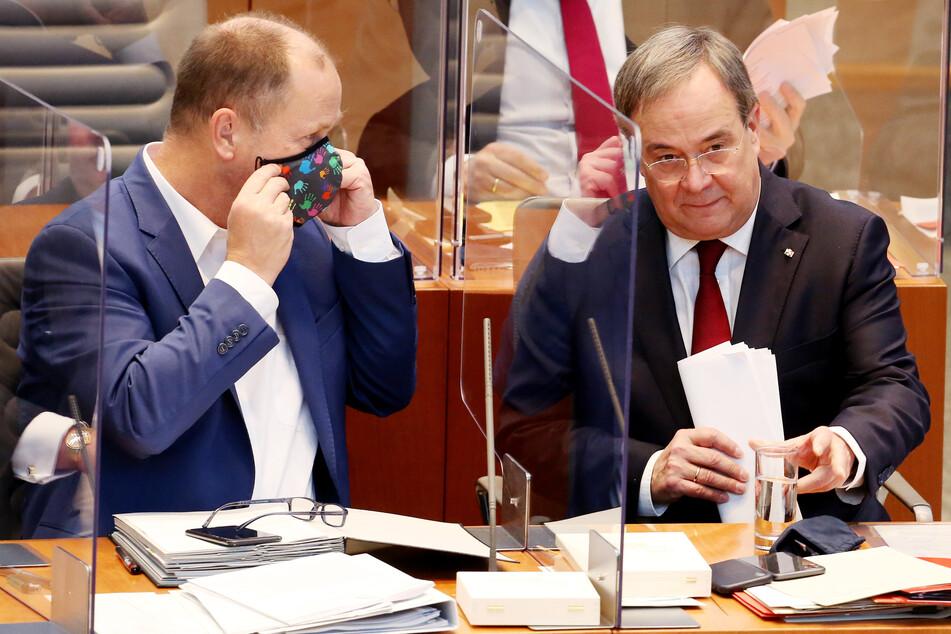 Der NRW-Landtag hat in der letzten Sitzung in 2020 einen Haushalt von 84 Milliarden Euro verabschiedet.