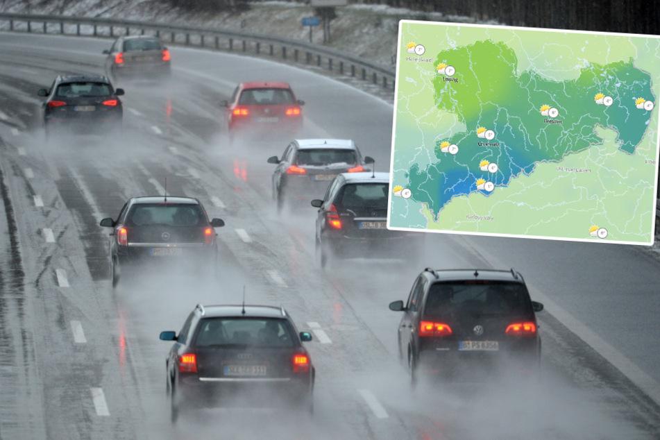 Wetter im Osten: Ab Samstag wird es wieder kalt und glatt!