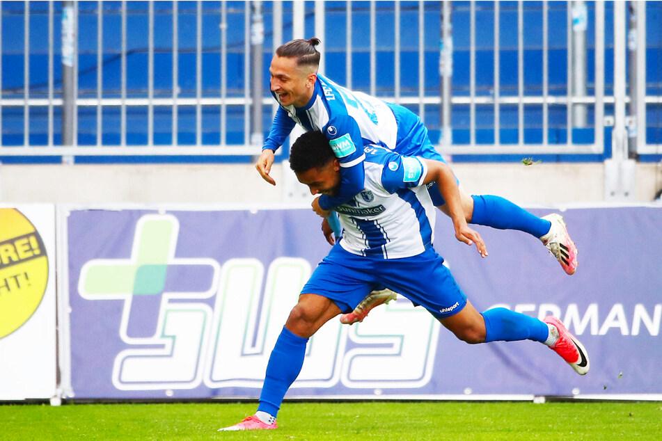 Der 1. FC Magdeburg krönte seine beeindruckende Erfolgsserie mit dem vorzeitigen Klassenerhalt!