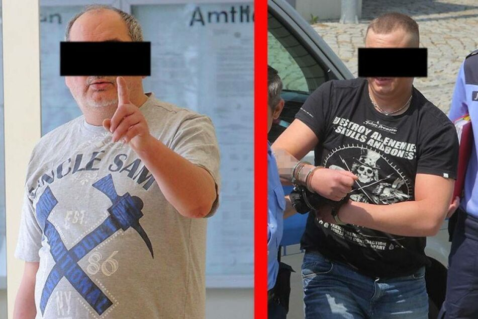 Vater verteidigte missratenen Sohn. Beide verurteilt
