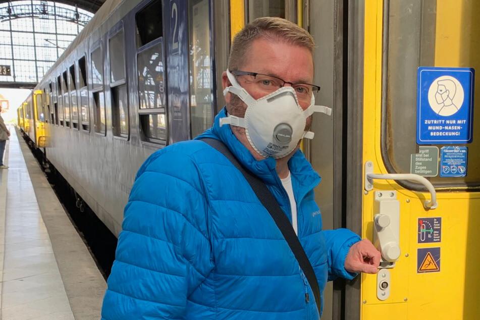 Diskriminierung bei Deutscher Bahn? Behinderter Rolf aus Zug geworfen