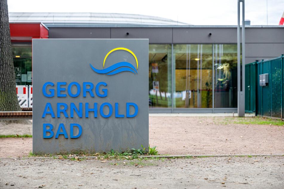 Das Georg-Arnhold-Bad ist noch heute nach seinem Förderer benannt.