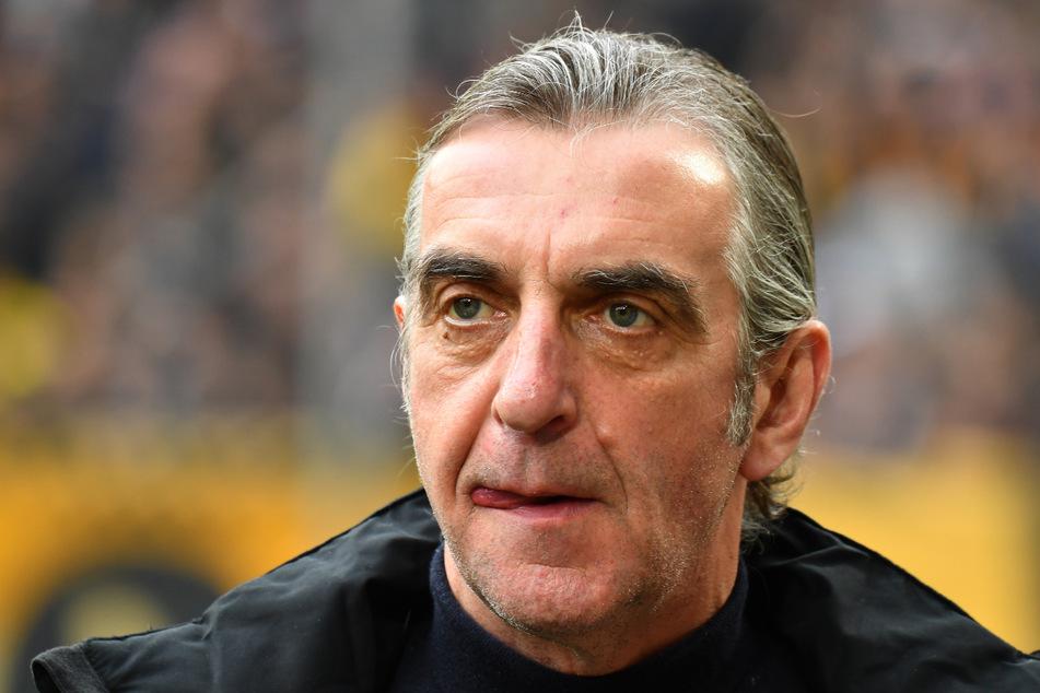 Dynamos ehemaliger Sportdirektor Ralf Minge könnte künftig Einfluss auf die sportlichen Geschicke des Halleschen FC nehmen.