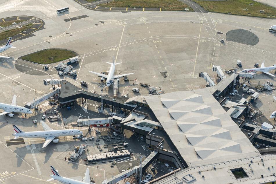 Der Pariser Flughafens Orly. (Archivbild)