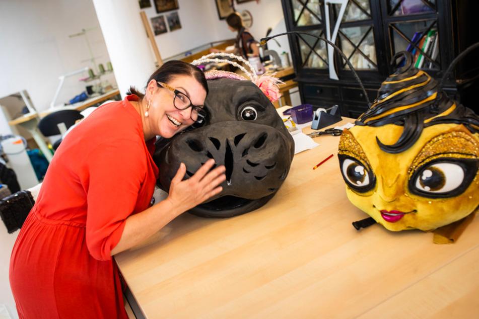 """""""The Masked Singer"""": So viel Arbeit steckt in den riesigen Kostümen"""