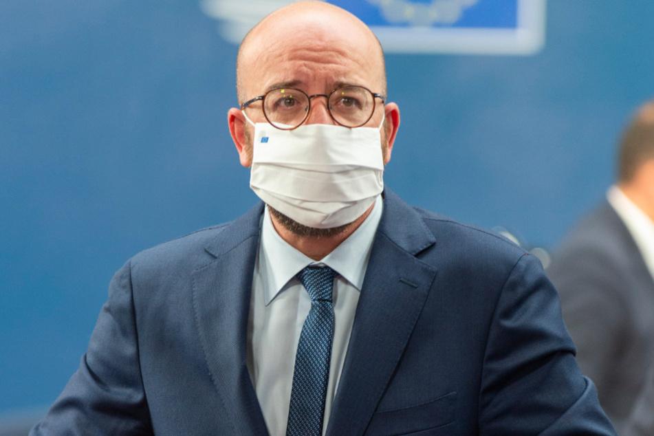 EU-Ratspräsident Charles Michel (44).