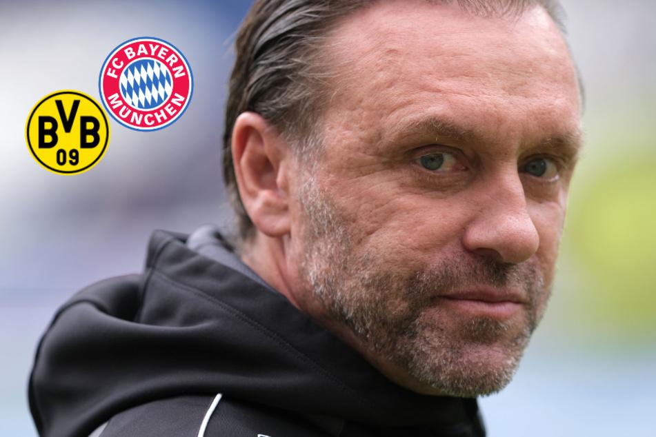 Ex-Trainer Doll vor Spitzenspiel: Dortmund auf Augenhöhe mit Bayern