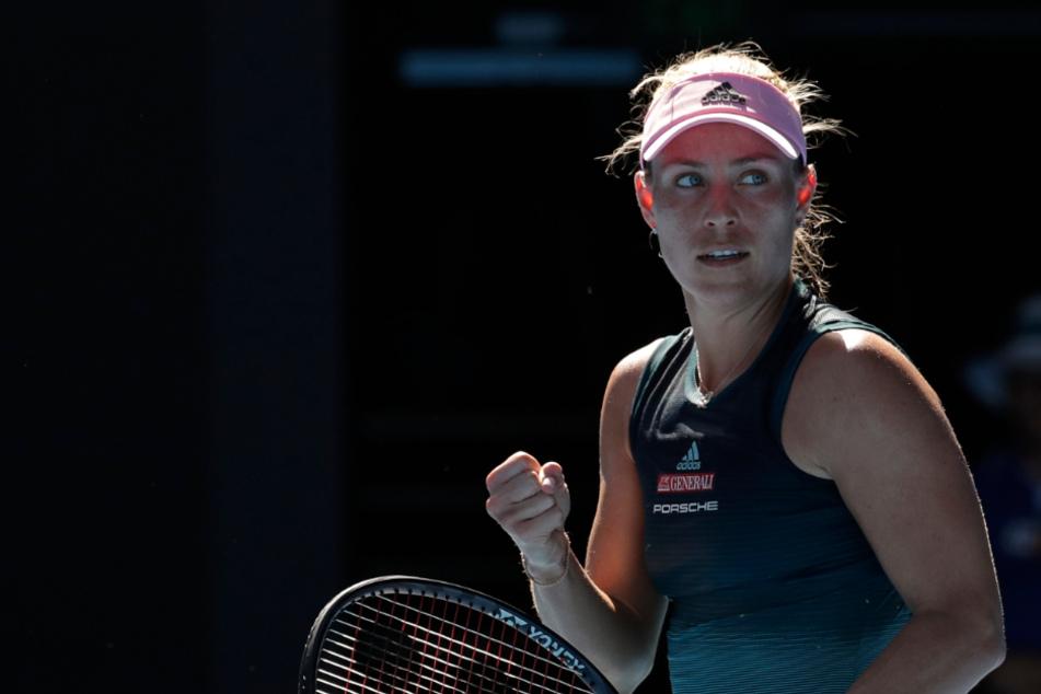 Quarantäne-Chaos bei den Australian Open: Angelique Kerber im Hotel isoliert