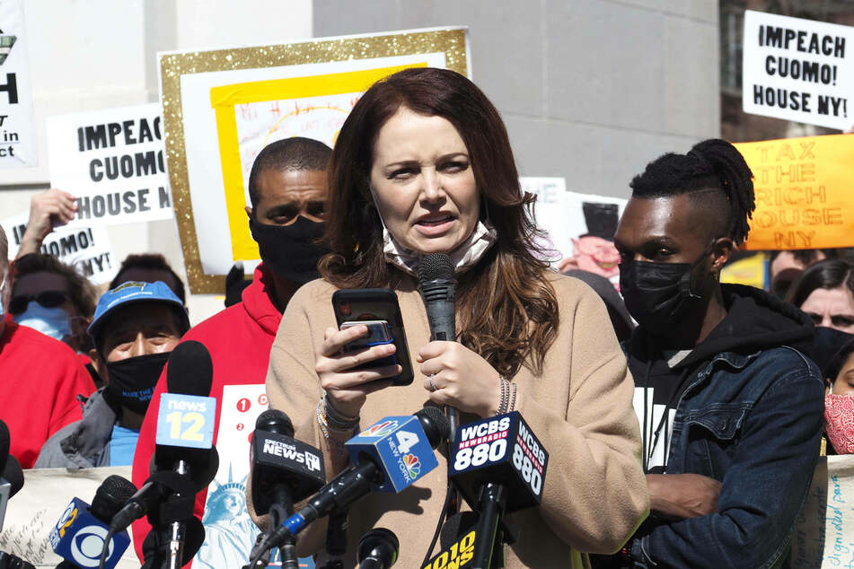 Cuomo's former aide Lindsey Boylan is among the women who came forward to accuse the governor or sexual harassment.